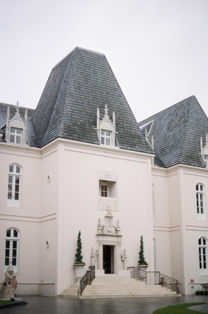 Chateau Cocomar - Flourish Calligraphy