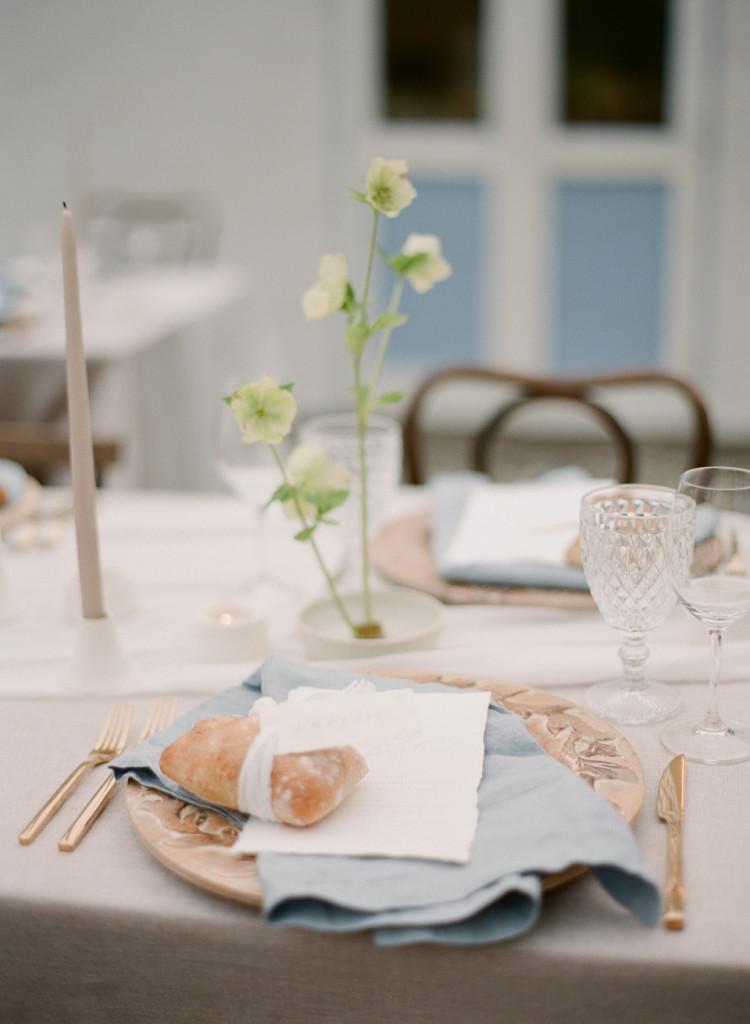 Al Fresco Romance - Flourish Calligraphy