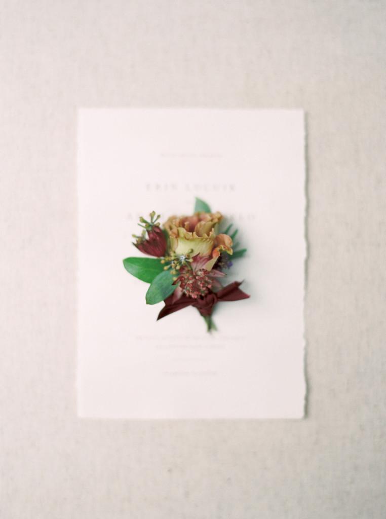 Erin & Adam - Flourish Calligraphy