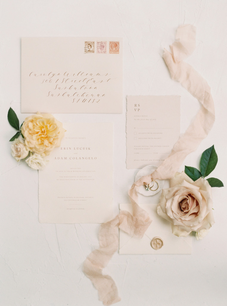 Erin & Adam - Flourish Calligraphy