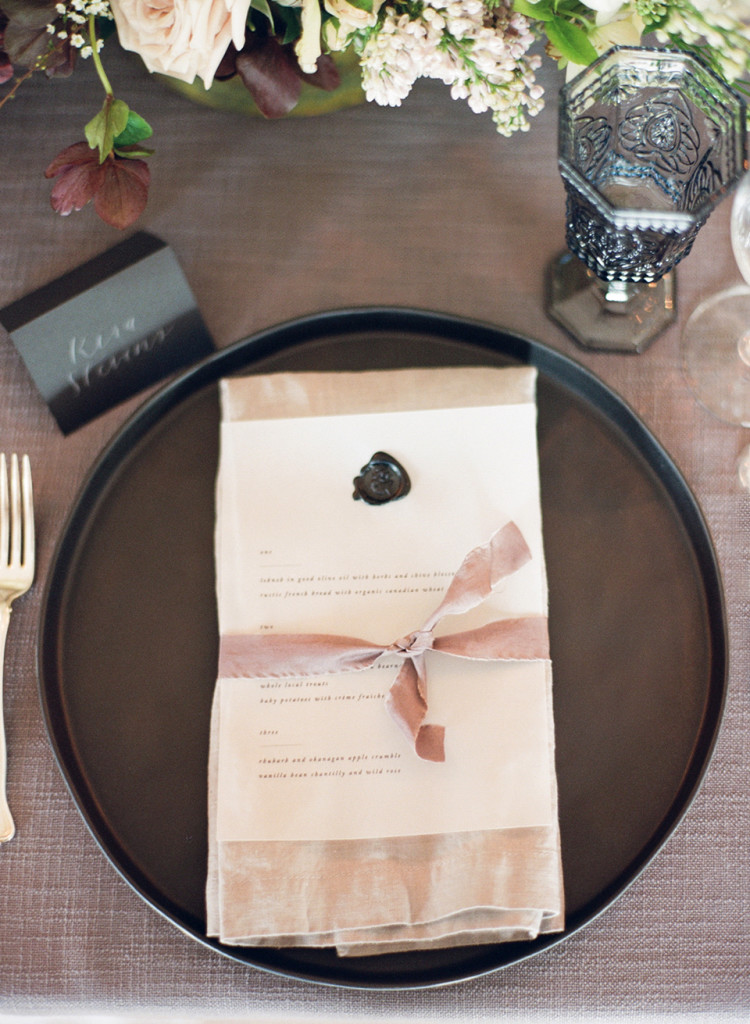 Monet-Inspired Dinnerscape - Flourish Calligraphy