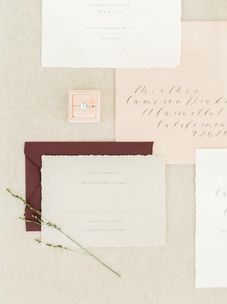 Late Summer Affair - Flourish Calligraphy