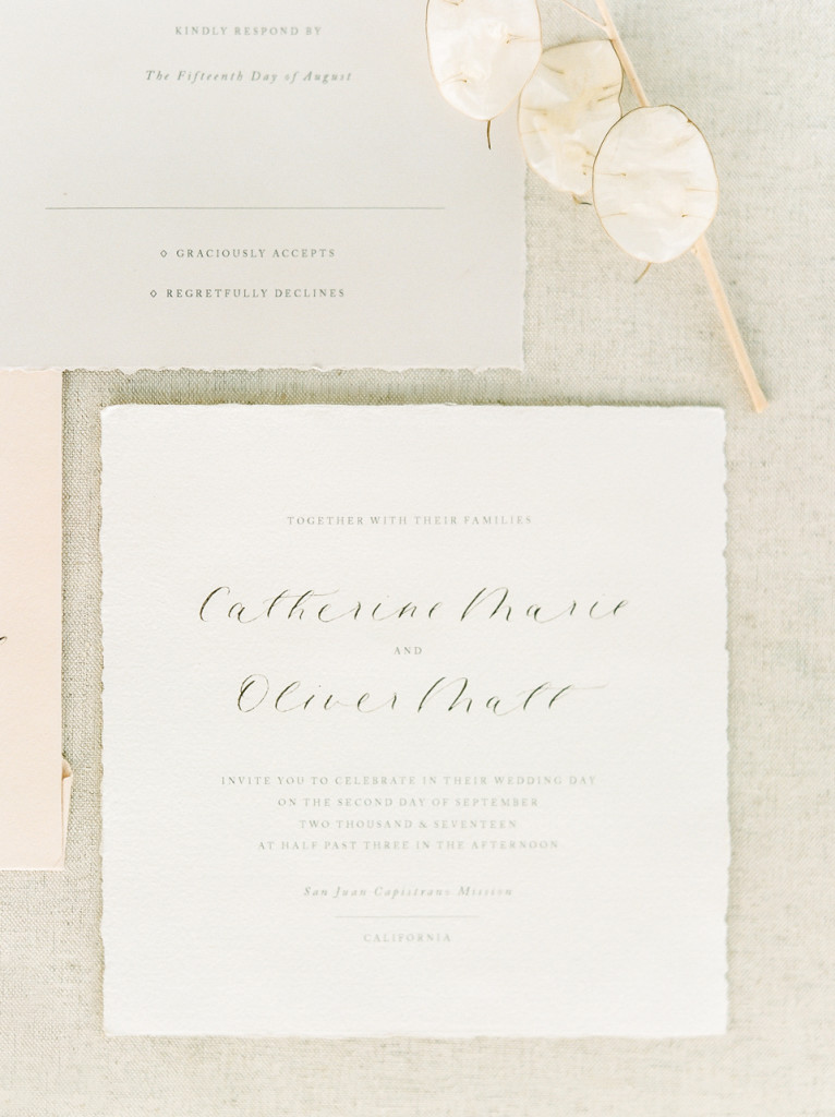 Late Summer Affair - Flourish Calligraphy