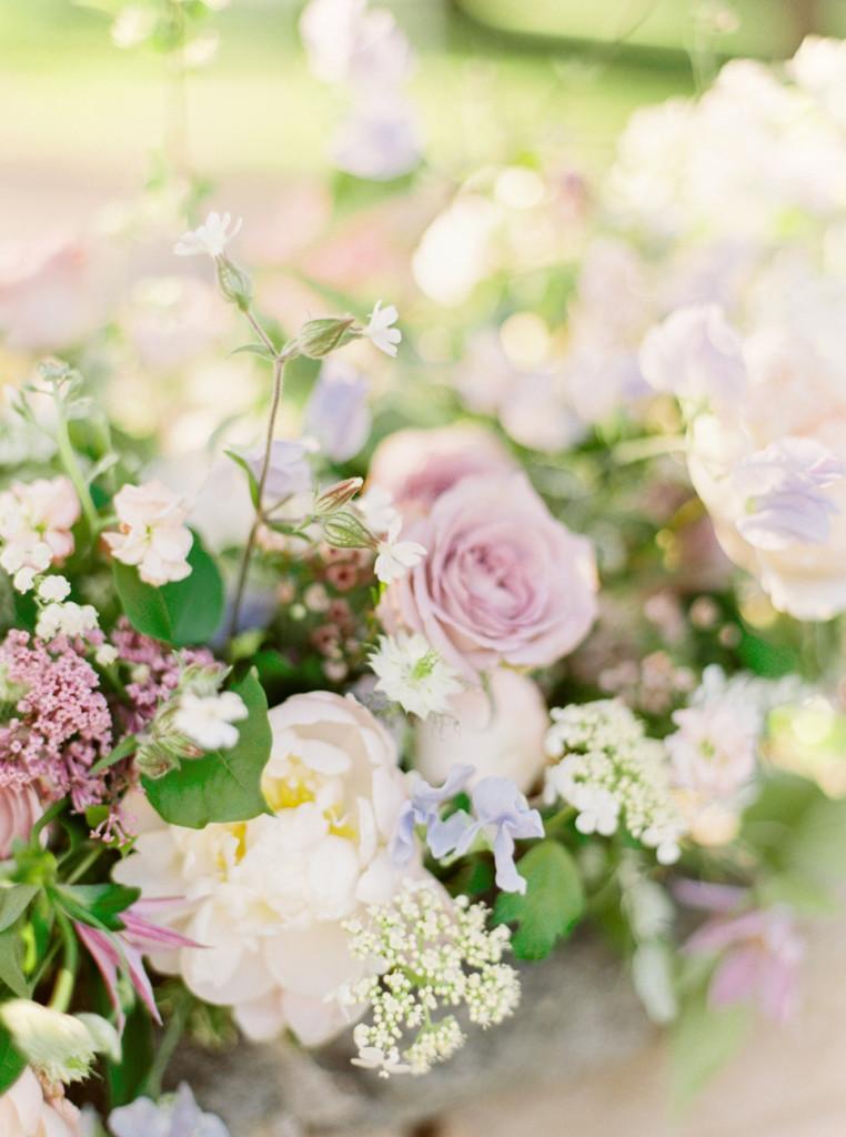 Spring Blossom - Flourish Calligraphy