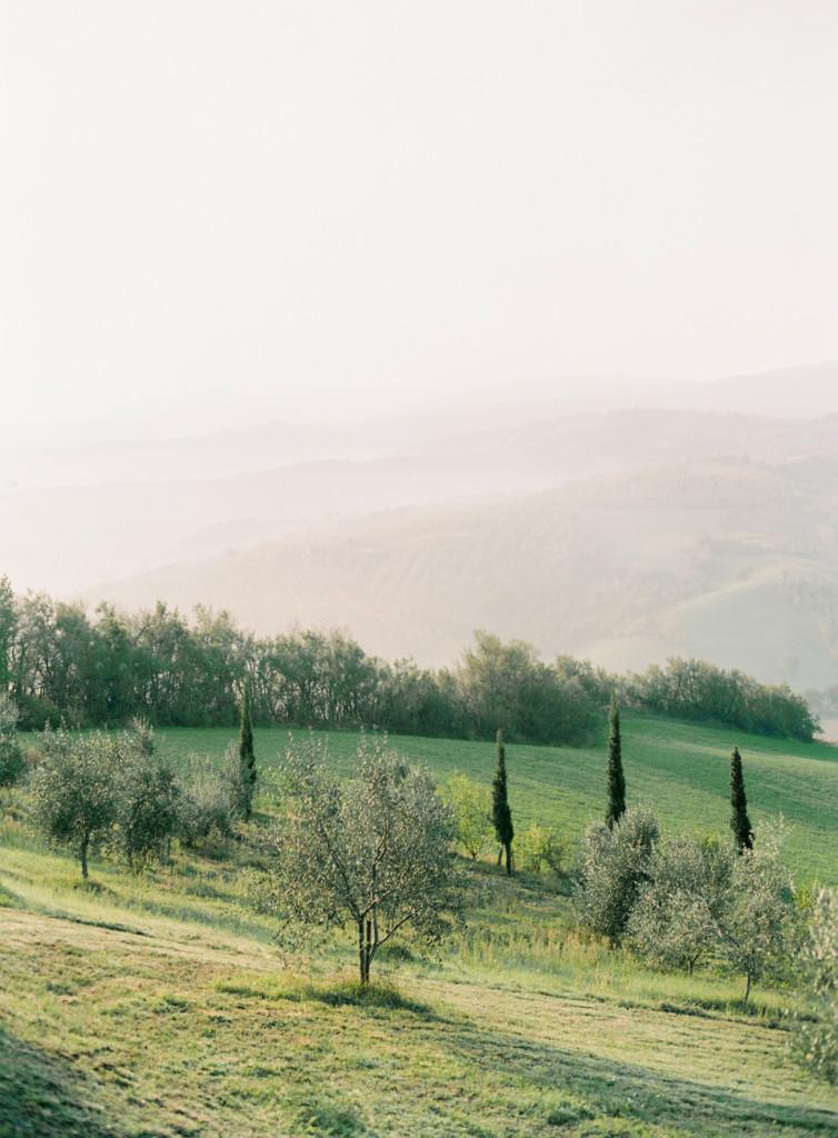 Tuscan Villa - Flourish Calligraphy