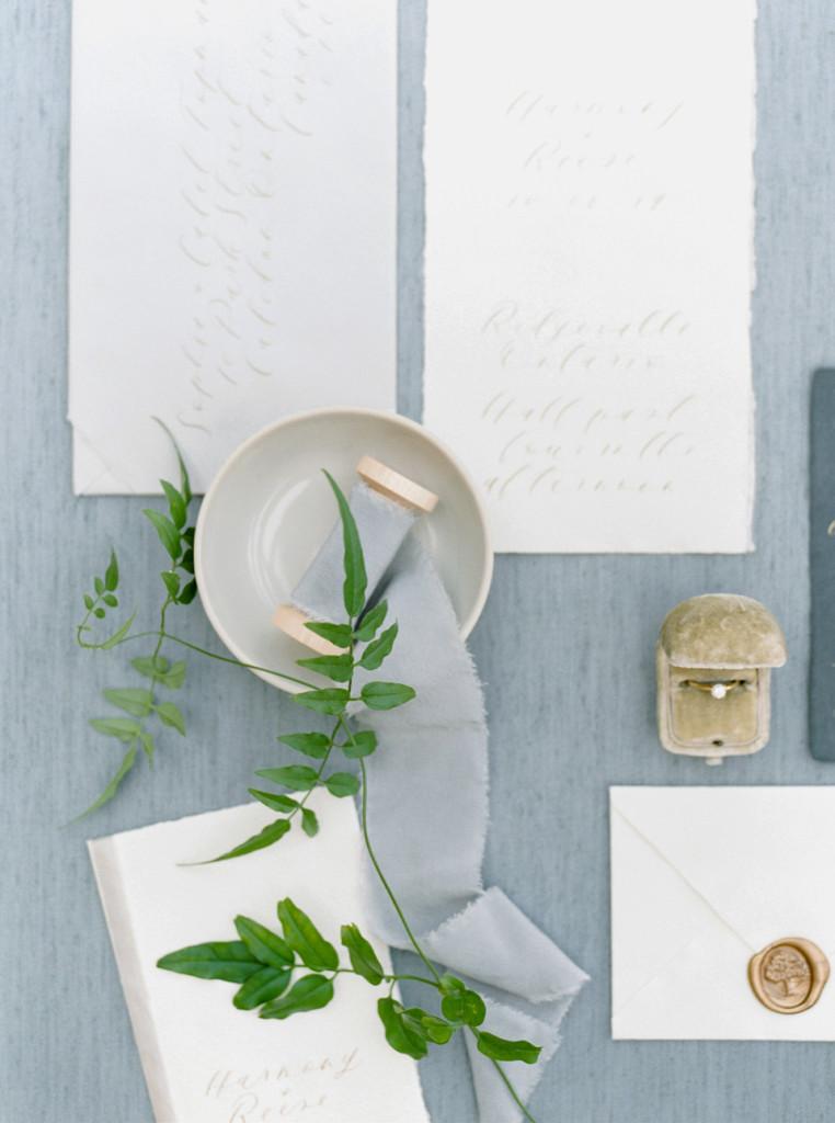 Celestial Meadow - Flourish Calligraphy
