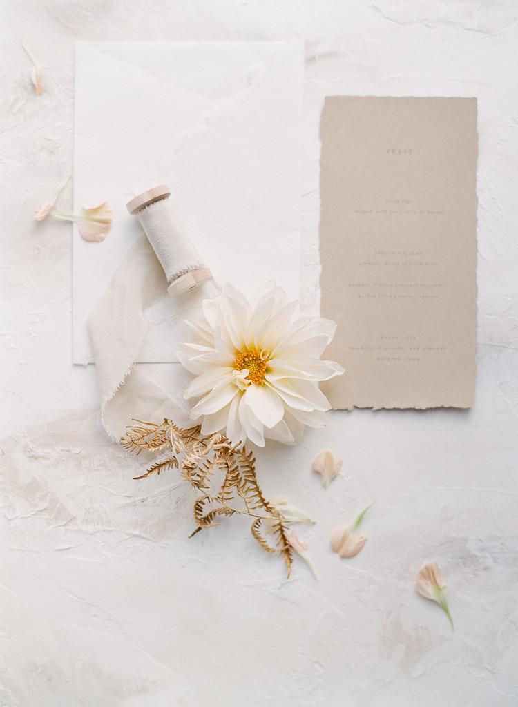 Milk & Honey - Flourish Calligraphy