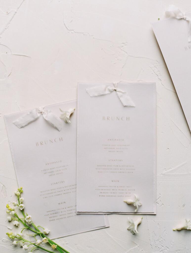 French Provençal - Flourish Calligraphy