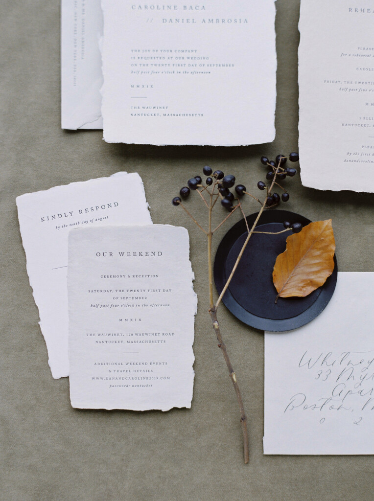 Autumn Harvest - Flourish Calligraphy